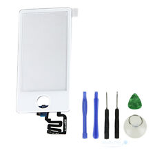 Touch Screen Digitizer Glass For Ipod Nano 7 7th Gen A1446 White Replacement USA