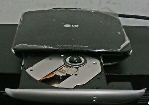 LG Slim Portable DVD Writer w cable, USB