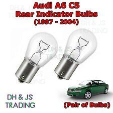 (97-04) Audi A6 C5 Rear Indicator Light Bulbs / Rear Bulb Lights 382 12v 21w