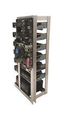 Mining Rig Open Air Case Frame aus Aluminium | 6 GPU Gehäuse Rahmen Ethereum