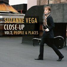 Suzanne Vega Close Up Vol 2, People & Places  acoustic  CD