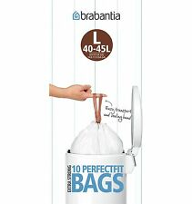 Brabantia Sacs Poubelle Rouleau PerfectFit - 45l