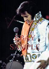 Elvis Presley concert photo # 2210 Huntsville, AL 5-31-75 matinee