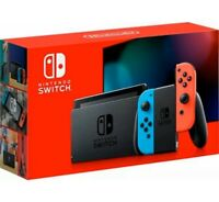 Nintendo Switch Console with Neon Blue and Neon Red Joy‑Con 32GB SHIPS TODAY!