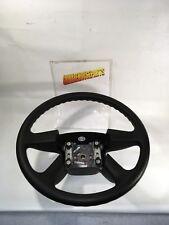 2002-2009 TRAILBLAZER ENVOY BLACK STEERING WHEEL W/O CONTROLS NEW GM # 25998481
