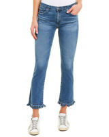 Ag Jeans The Jodi Pts High-Rise Slim Flare Crop Women's