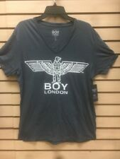 BOY London  Large 100% Authentic NEW Mens T-shirt   new  V Neck