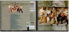 1720 - CD - THE BEST OF GENE VINCENT - BE-BOP-A LULA