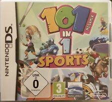 101 In 1 Megamix Sports For Nintendo DS (Free UK Post)