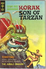 Korak Son of Tarzan Comic Book #22 Gold Key Comics 1968 FINE