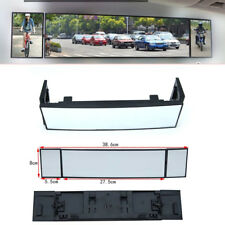 Car Clip Rear View Mirror Wide-angle Lens Convex Mirror Driving Safety ABS+Glass