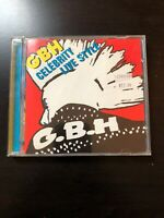 GBH Celebrity Live Style CD Punk Rock Hardcore Exploited Discharge Subhumans