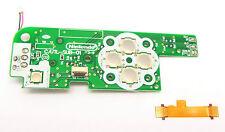 Cruz de impuestos conmutador Circuit Board placa cable flex para Nintendo DSi XL NDSi XL