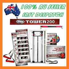 NEW MODEL DOOR GYM TOWER 200 BODY BY JAKE STRENGTH RESISTANCE TRAINING FULL SET