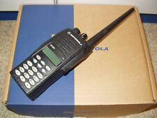 TWO WAY RADIO MOTOROLA GP380 UHF 403-470 MHZ 4W 255 CHANNELS