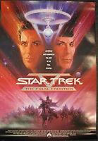 Star Trek V:Final Frontier  1-Sheet Movie Poster- 27x40- Rolled- Unused