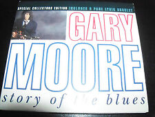 Gary Moore Story Of The Blues Collectors Edition 4 Track Digipak CD Single