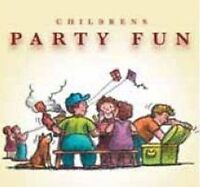 CHILDREN'S PARTY FUN Global Journey CD BRAND NEW Kids Music