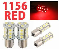 Red 18 LED Car Auto Tail Rear Turn Brake Light Bulbs Lamp BA15S 1156 5007 S25