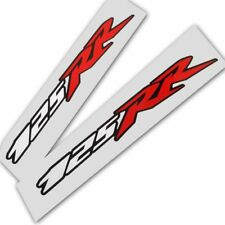 125 RR NSR  CBR  Motorcycle decals graphics stickers Red white Black