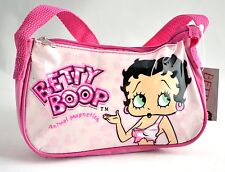 "BETTY BOOP - 7"" x 4.5"" Reusable Tote Purse Cosmetic Bag Gift Bag #1B03"
