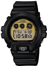 Casio G-SHOCK Classic Dw-6900pl-1er Black With Gold Metallic Dial