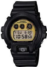 Casio G-Shock Classic DW-6900PL-1ER Black with Gold Metallic Dial BNIB