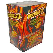 Rockaleta Chile Mango 0.84 Oz Each ( 30 In A Pack )
