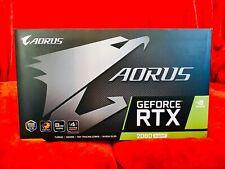 Carte Graphique Nvidia Gigabyte Aorus RTX 2080 Super 8 GB Neuf Graphic Card New
