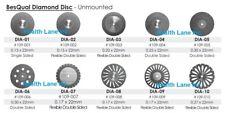 Meta Besqual Dental Diamond Disc Single Double Sided Flexible Unmounted Pkg1