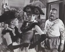 "1965 Vintage Press photograph Brigitte Bardot & Jeanne Moreau - ""Viva Maria!"""