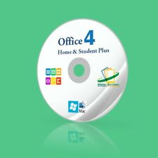 Open Office 2016 Home & Student Suite for Microsoft Windows 10 & Mac doc word