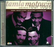 Four Tops. Tamla Motown Early Classics (1996) CD NUOVO Reach out I'll Be There