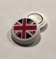 Race number magnets - UK flag
