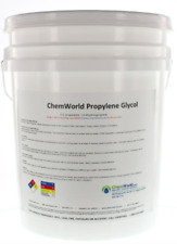 ChemWorld Propylene Glycol Multiple Containers 16 Oz to 55 Gal 5 Gallon