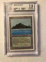 TCG MTG 216 FBB German Limited 3rd Live Country//Living Lands