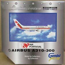 Gemini Jets GJTAP526 Air Portugal Airbus A310-300 1:400 Scale Die-Cast Airplane