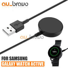 USB Charger Charging Dock Cradle Cable Samsung Galaxy Watch Active 1/2 40/44mm