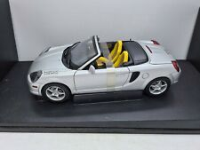 AutoArt Toyota MR2 Spyder Silver. 1:18