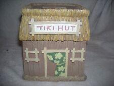 TIKI HUT TISSUE HOLDER BED BATH AND BEYOND