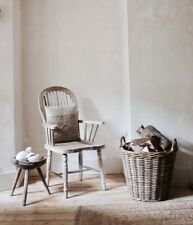 Vintage Reclaimed Wood Chair - traditional rustic