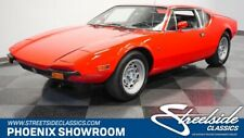 New Listing1972 De Tomaso Other