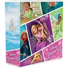 CRICUT DISNEY PRINCESS *BELIEVING IN DREAMS* CARTRIDGE *NEW* TANGLED BRAVE FROG