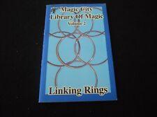 Magic City Library of Magic Linking Rings Vol. #2