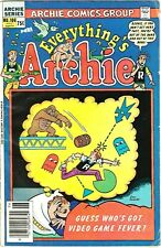 Everything's Archie #106 VG/FN 1983 Canadian Price Variant! Donkey Kong Cover!