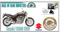 SUZUKI MOTORCYCLE HALL OF FAME COV, 1990 VX800