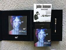 John Lennon Montblanc Fountain Pen Special Edition