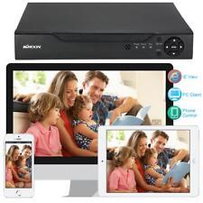 KKmoon 16CH Canal completo 1080N/720P AHD DVR HVR NVR sistema de vigilancia P3V6