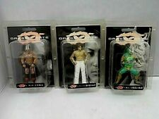 DRAGON GATE Set Pro Wrestling Figure Dragon Kid & CIMA & B x B Hulk Japan FedEx