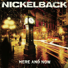 Nickelback - Here And Now LP Rhino Rocktober 2017 Vinyl - SEALED new copy